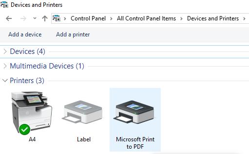 Zebra - Setup GK420d On Network - NP Retail - NaviPartner