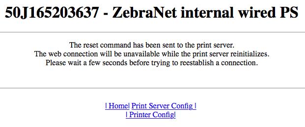 Zebra - Setup ZD410 On Network - NP Retail - NaviPartner